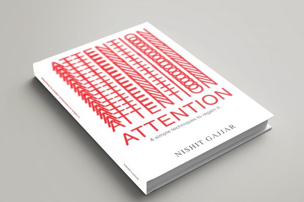 Attention and mindfulness Book